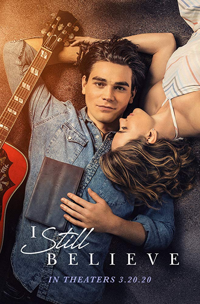 I Still Believe (2020 Movie) Official Trailer - KJ Apa, Britt Robertson.mp4