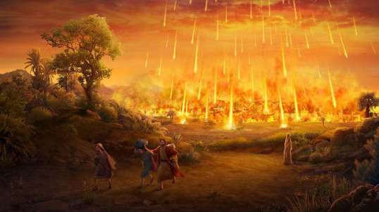 Sodom & Gomorrah Movie